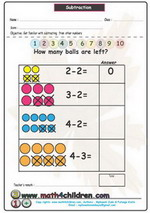 Math Worksheets, Printable Math Exercises for Preschool ...